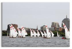 Charles River Sailing Race