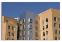 Modern Architecture by Frank Gehry