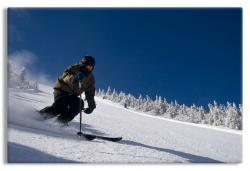 Carving Snow