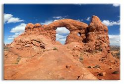 Sandstone Arch Canvas Print