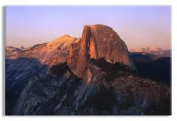 Sunset At Half Dome Yosemite