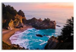 McWay Falls at Big Sur at Sunset