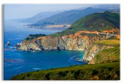 Big Sur Coast at Bixby Bridge