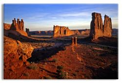 Courthouse Wash in Arches National Park