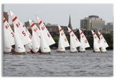 Sailing Race Art
