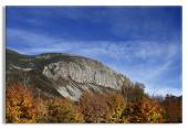 Franconia Notch Cliffs