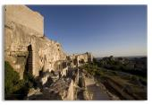 Castle Ruins Les Beaux France
