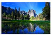 Yosemite's Majestic Cathedral Rocks