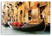 Traditional Venetian Gondola