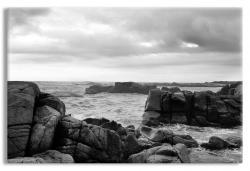 Maine's Rocky Coastline