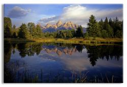 Tetons at Schwabackers Landing