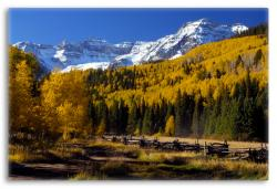Fall Colorado Landscape