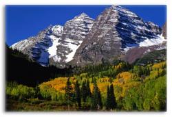 Colorado's Maroon Bells