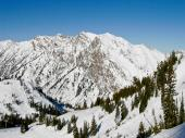 Wasatch Mountains Snowbird